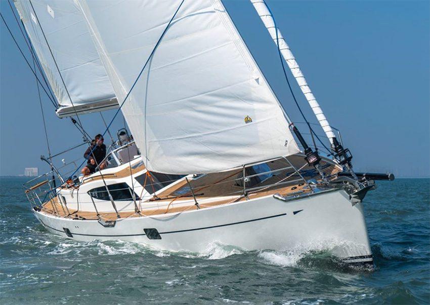 kraken 50 Bluewater sailboats