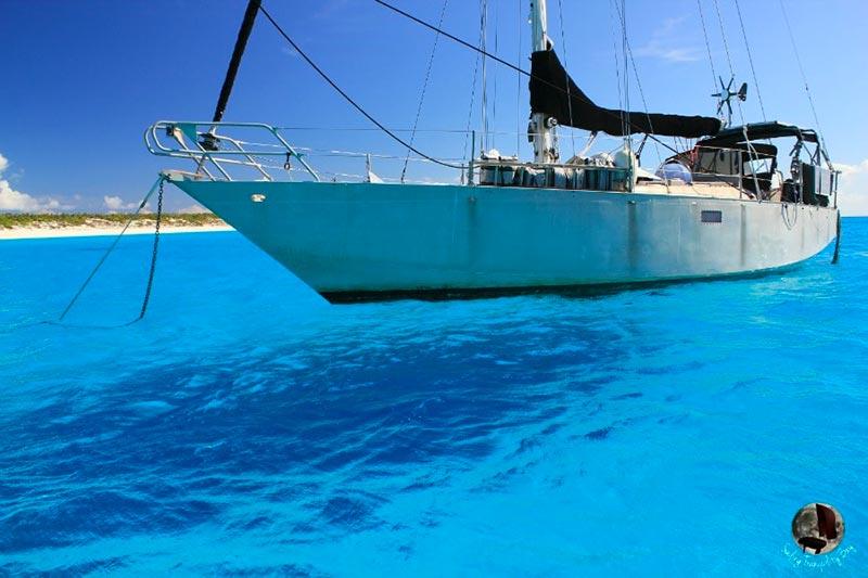 sailing tranquillity