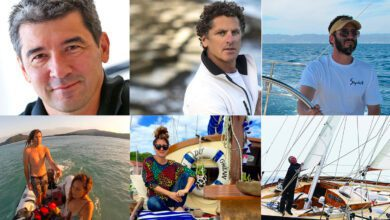sailing interviews