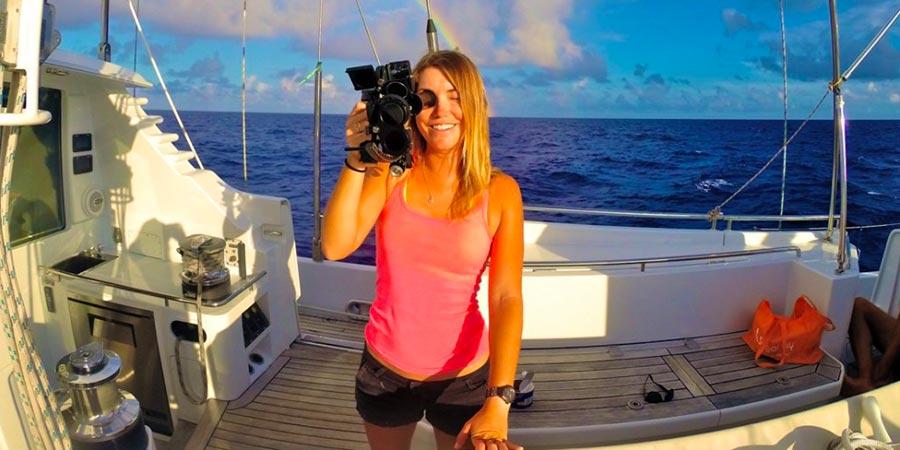 captain liz sailing interviews