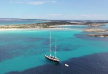Photo of A Long, But Short Winter One Year Ago on a Sailboat in Formentera