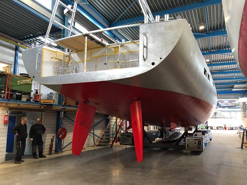 pelagic 77 construction