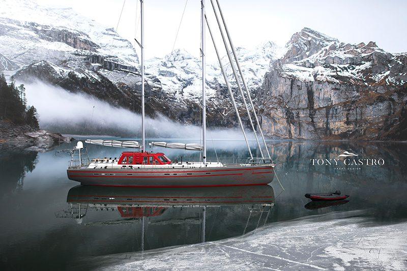 pelagic 77 sailing yacht