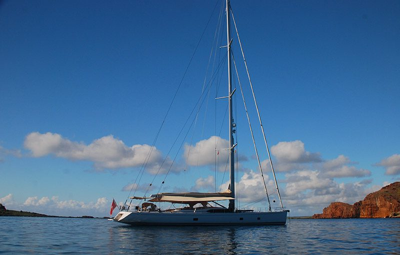 southern wind Galapagos sailing interviews
