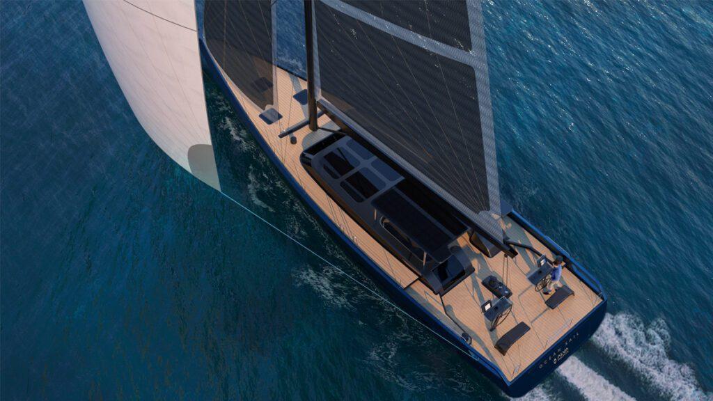 alva yachts ocean sail 82