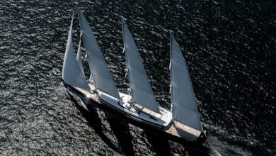 Photo of Sea Eagle II World Largest Aluminium Sailing Yacht Ready For Delivery