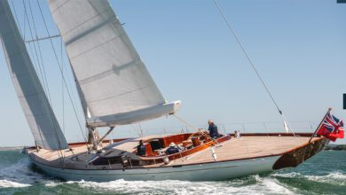 Photo of New Spirit 111 Unveiled: A Sailing Yacht or An Artwork?