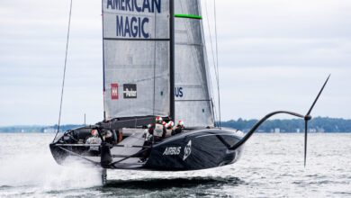 Photo of America's Cup: 170 Years Of History In Less Than 3 Minutes