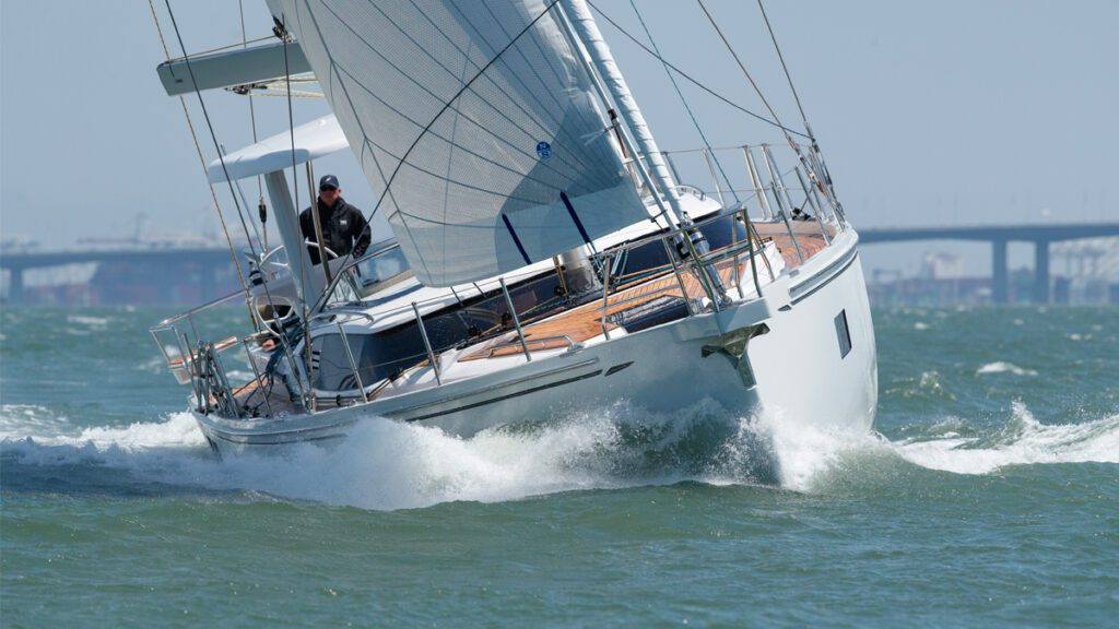 Hylas h57 new sailboat
