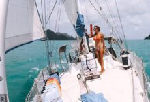 Photo of Sailing Nandji, Ep 185 – From Boatyard to Bikini, the Journey Begins!!