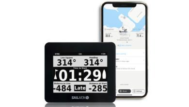 Photo of Sailmon Launches The New MAX Smart Device For Sport Boats