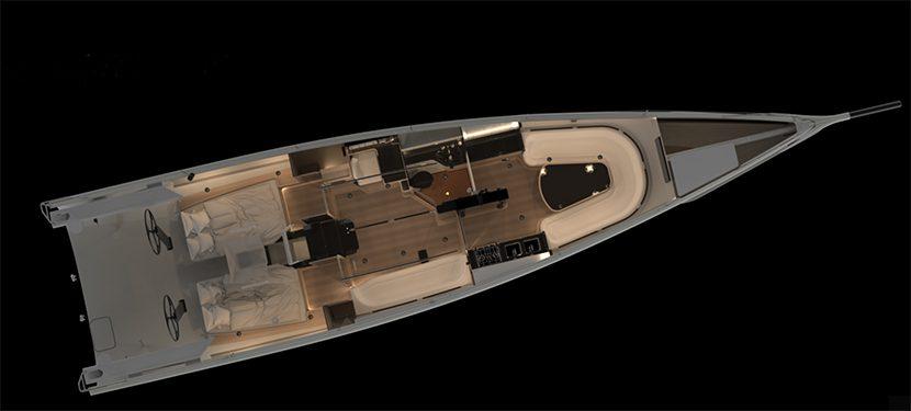 shogun 50 new sailboat