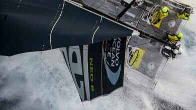 Photo of Drone Shots From The Ocean Race… The Unseen Clips