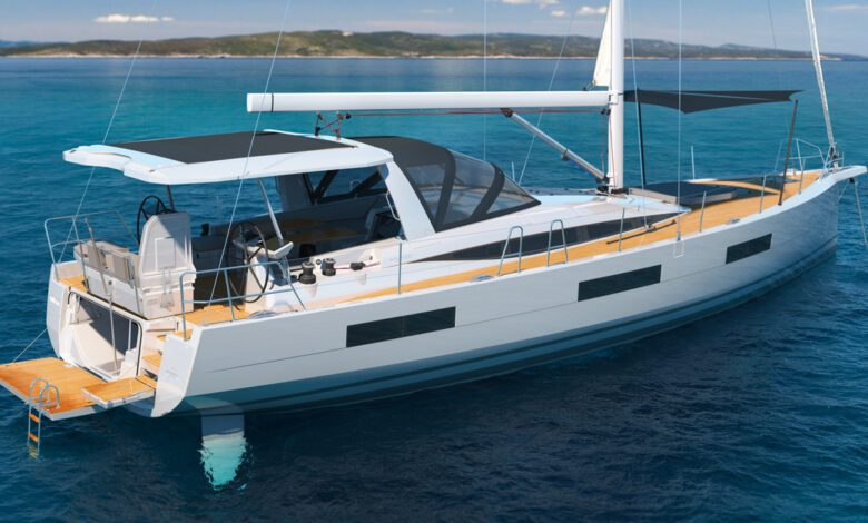 Photo of Jeanneau Yachts 60, The French Yard Unveils A New Semi-Custom Style