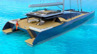 Photo of Sunreef Reveals The New Supersail MM460 Cat