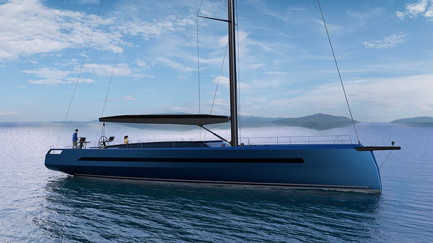 ocean sail 82 Alva Yachts