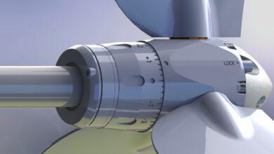 ewol andromeda propeller
