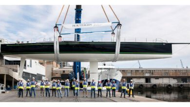 Photo of New Full Custom RP-Nauta 100′ Morgana Launched