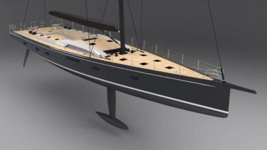 Photo of Southern Wind Begins Construction on Fifth SW105 Sailing Yacht