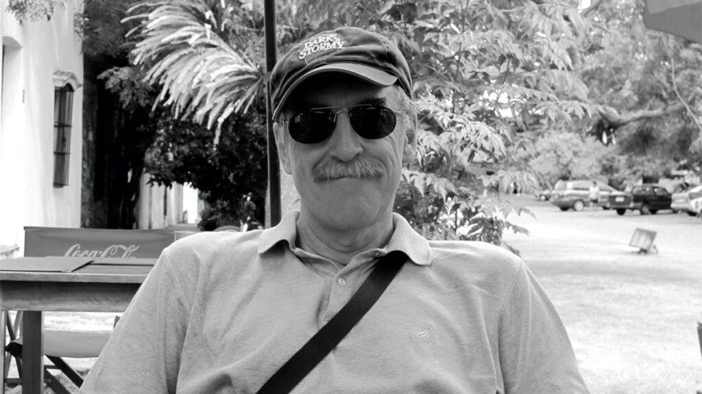 Peter Bourke global solo challenge