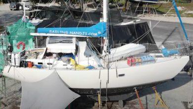 sailing nandji