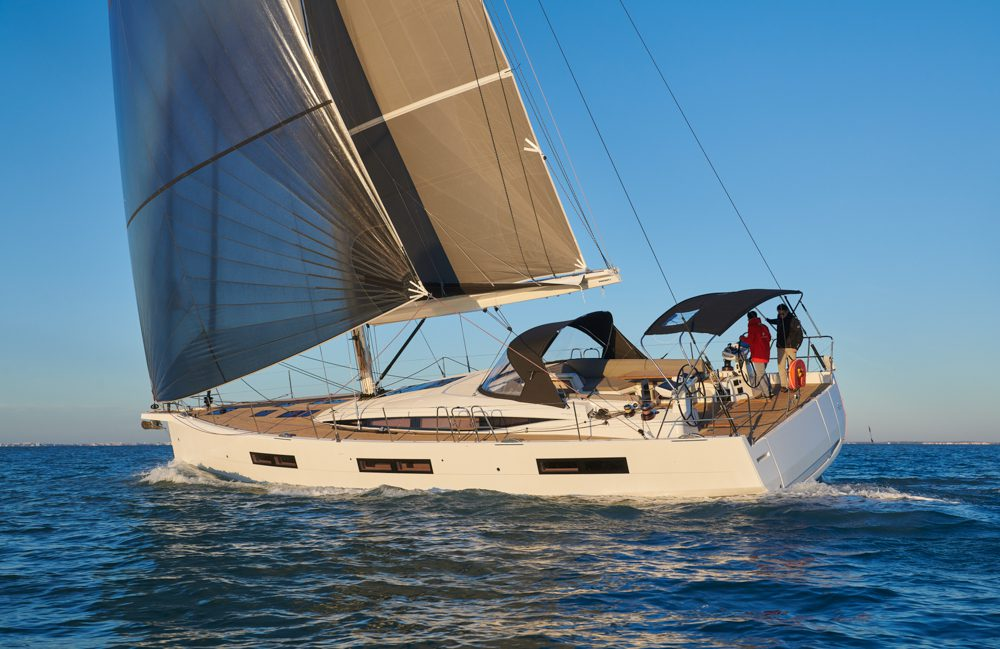 Jeanneau yachts 60 Philippe Briand