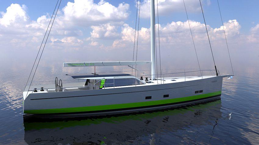 Vismara vxr5 sailboat