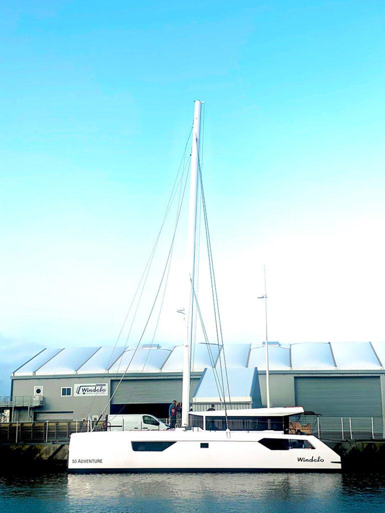 windelo 50 adventure catamaran