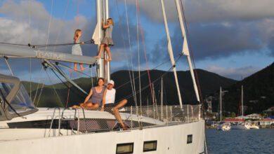 sailing teatime
