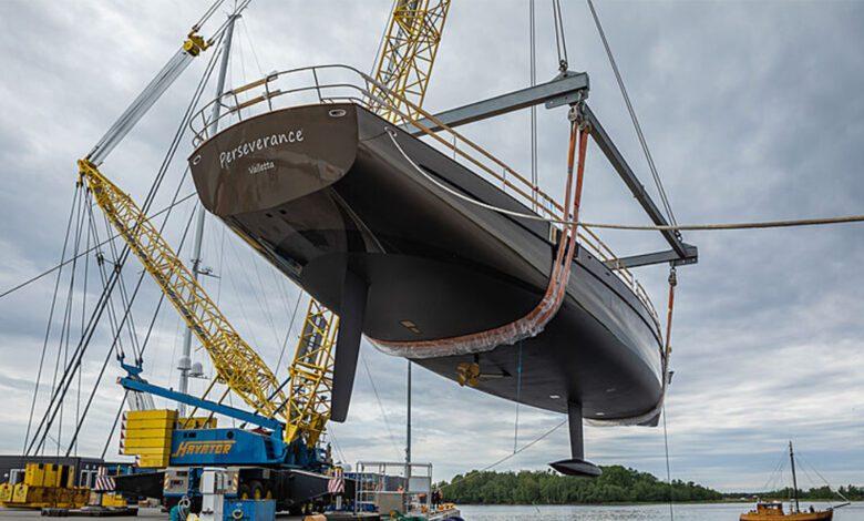 Baltic Yachts perseverance