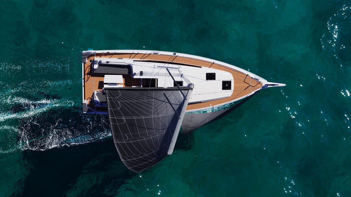 All-new Jeanneau Sun Odyssey 380, Designed With Performance In Mind
