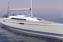 arcona 415 sailing yacht