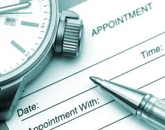 Reverse Appointment Scheduling
