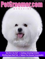 PetGroomer.com Magazine Summer 2018