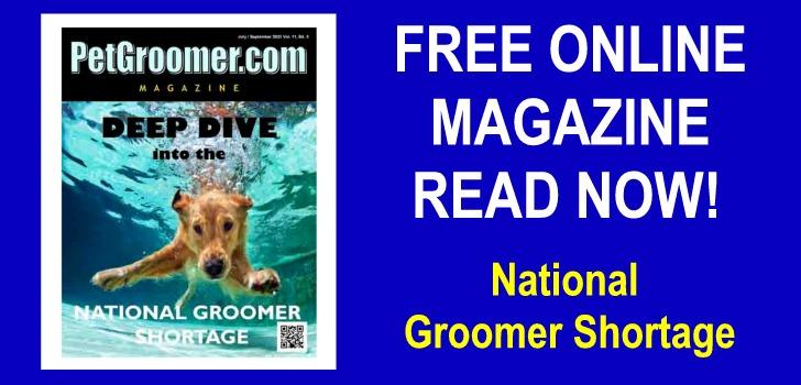 Read PetGroomer.com Magazine Summer 2021ne