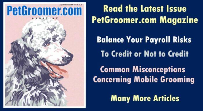 Read PetGroomer.com Magazine Online