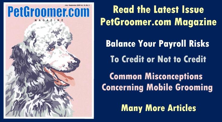 Read PetGroomer.com Magazine Winter 2020 Issue Free Online