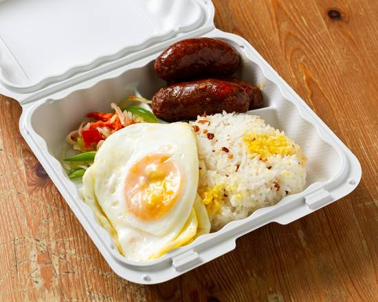 Longanisa Breakfast Combo