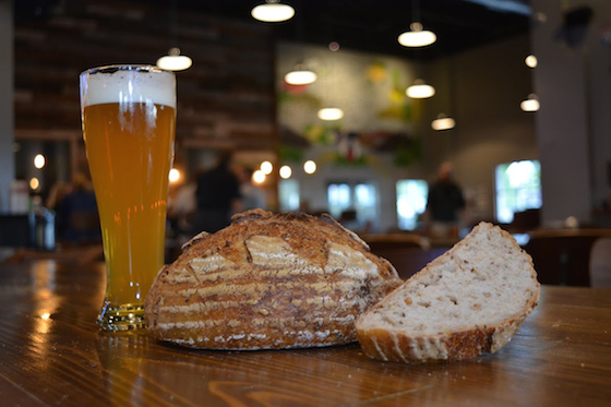 Funky Buddha Brewery's Craft Beer Bread