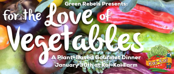 For the Love of Vegetables: A Farm Based Dinner at Kai Kai Farm