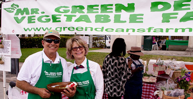 Local Tastemaker: Mr. Green Dean of Green Dean's Vegetable Farm