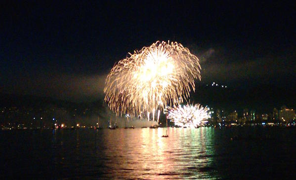 Where to Watch the Fireworks in Florida