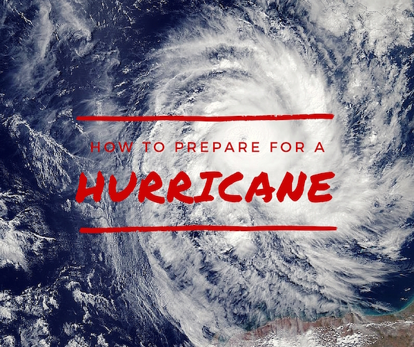 How to prepare your kitchen for a hurricane