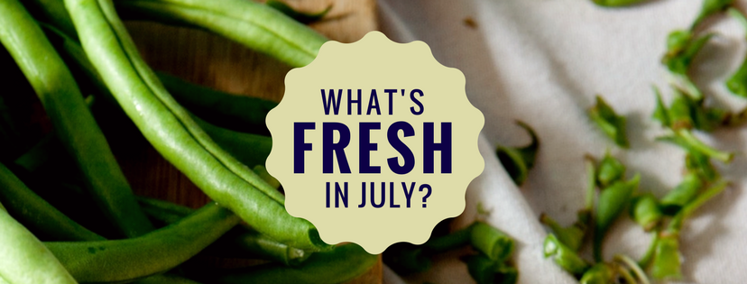 What's fresh in July
