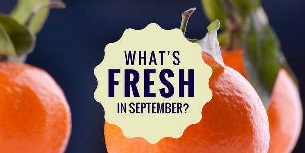 What's Fresh in Florida in September?