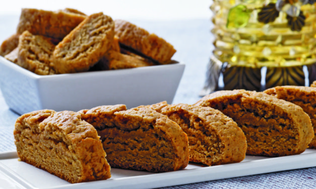 Recipe: Honey Cake Biscotti from the Kosher Baker