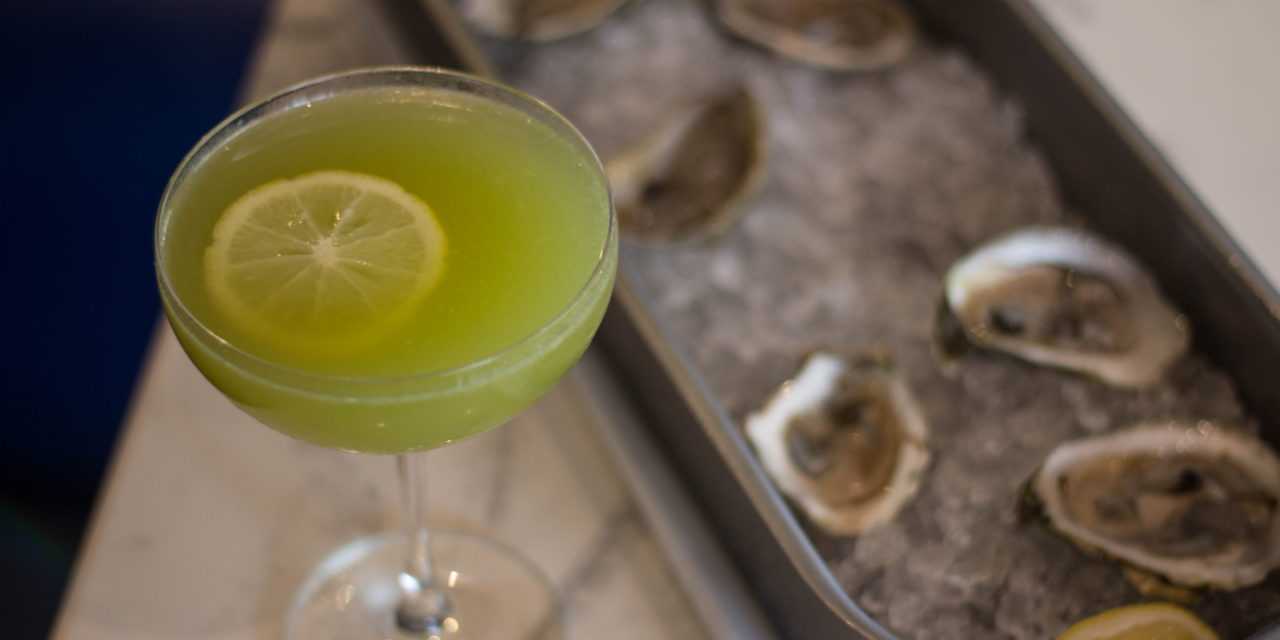 Recipe – Sharpie Cocktail from Izzy's Fish & Oyster