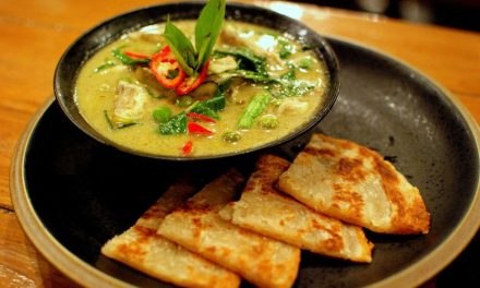 Spice up your dinner with spicy Thai Green Curry