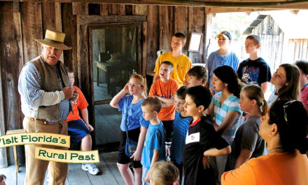 History comes alive at Florida Agricultural Museum