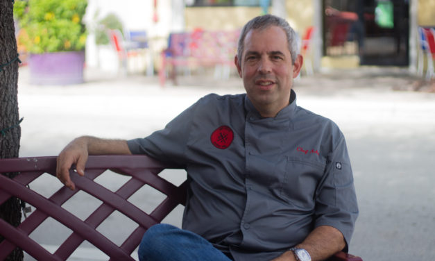 Chef Adam Feidelman wants to rub diners the right way!